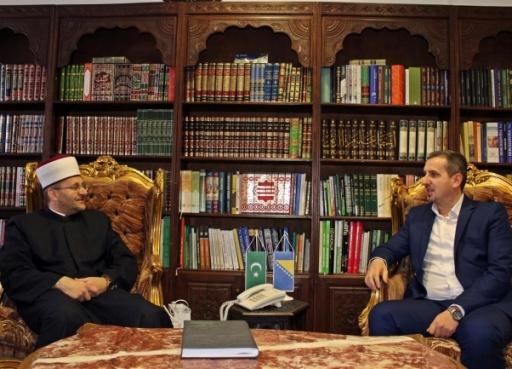 Amer-ef. Jugo imenovan za glavnog imama Medžlisa Islamske zajednice Tomislavgrad