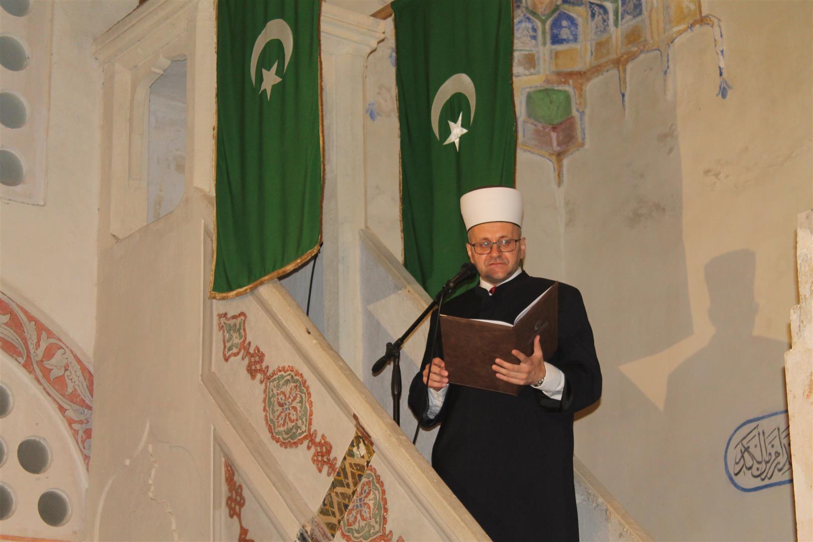 Video: Kurban-bajramska hutba mostarskog muftije 10. zu-l-hidže 1442. / 20. juli 2021.