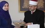 Muftija Dedović učenici Medrese Ajli Tipuri čestitao polaganje hifza