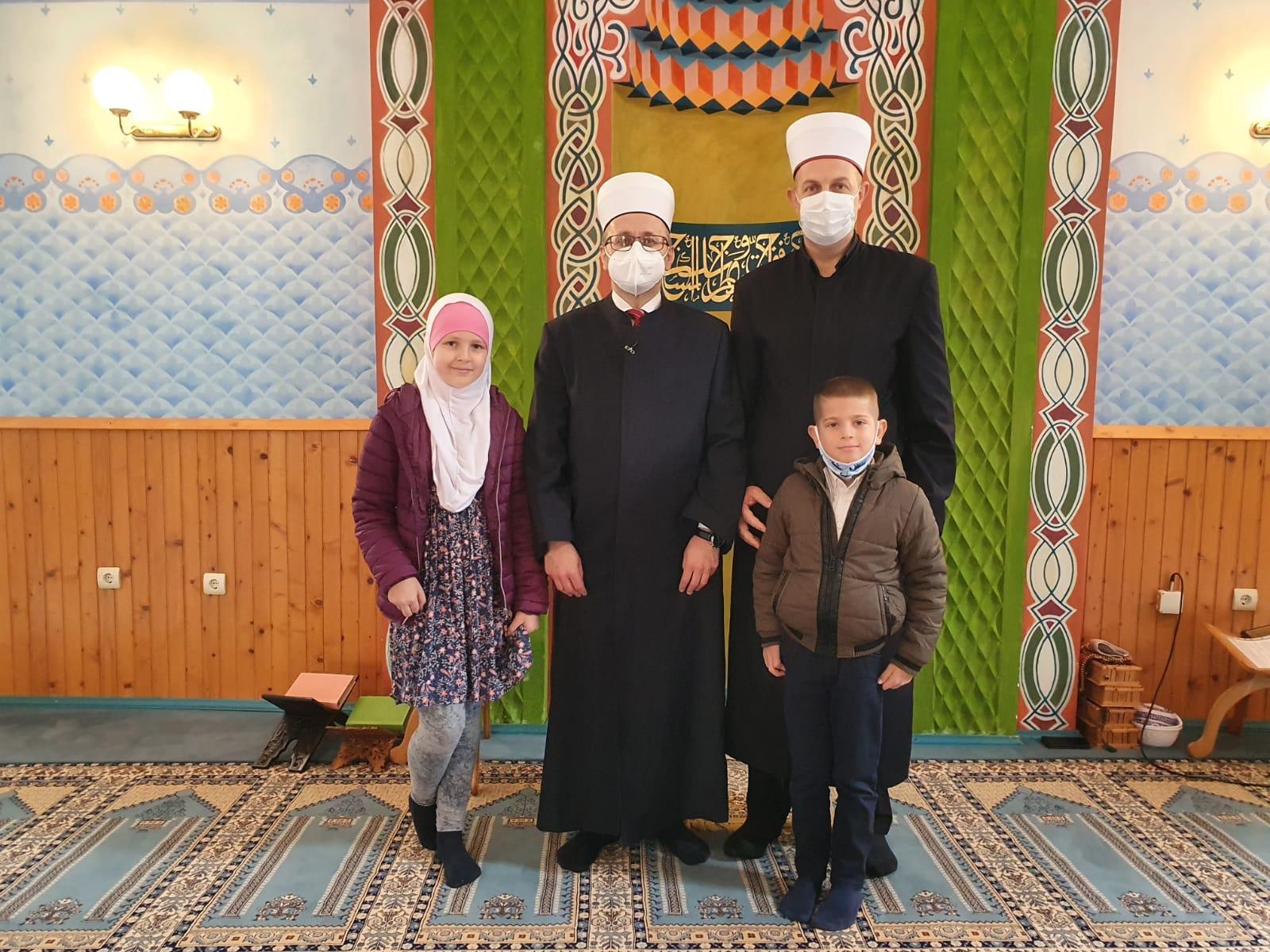 Video: Ramazanska posjeta Medžlisu Islamske zajednice Trebinje
