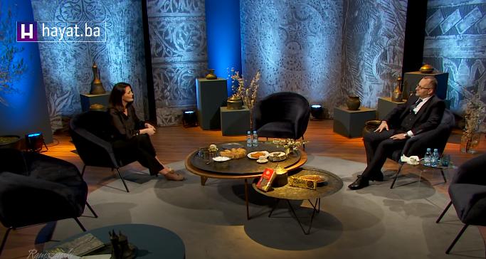 Video: Muftija mostarski u ramazanskom programu Hayat TV
